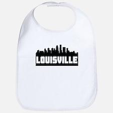 Louisville Kentucky Skyline Bib