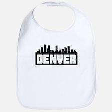 Denver Colorado Skyline Bib
