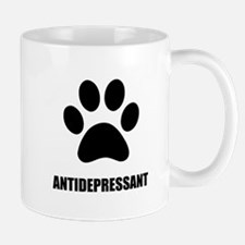 Antidepressant Pet Mugs