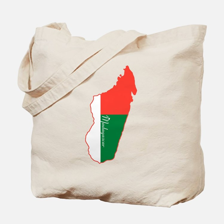 Cool Madagascar Tote Bag