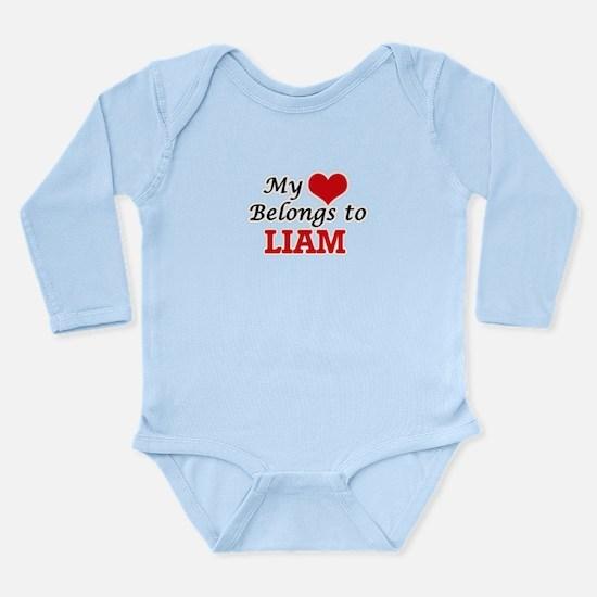 My heart belongs to Liam Body Suit