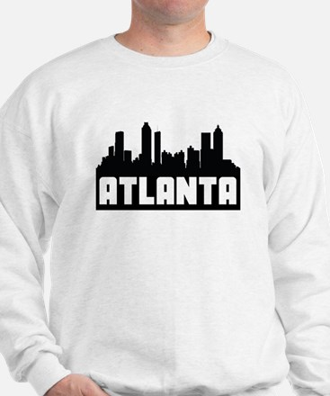 Atlanta Georgia Skyline Sweatshirt