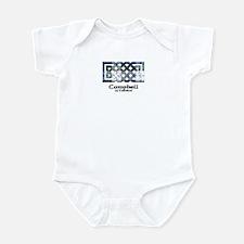 Knot-CampbellCawdor dress Infant Bodysuit
