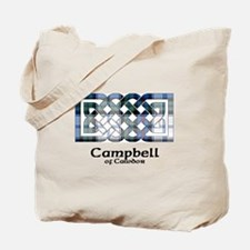Knot-CampbellCawdor dress Tote Bag