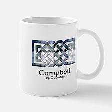 Knot-CampbellCawdor dress Mug