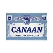 CANAAN Rectangle Magnet (10 pack)
