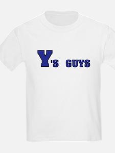 Y's GUYS T-Shirt