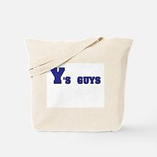 Y's GUYS Tote Bag