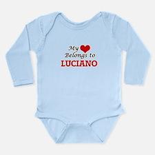 My heart belongs to Luciano Body Suit