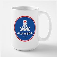 I Love Alameda Mug Mugs
