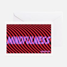 Mindfulness (rpb) Greeting Cards (Pk of 20)