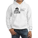 Weak in the Bookstore Hooded Sweatshirt