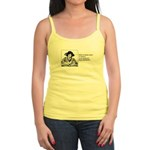 Weak in the Bookstore Jr. Spaghetti Tank