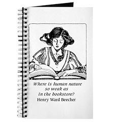 Weak in the Bookstore Journal