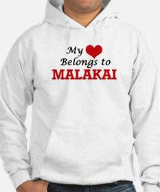 My heart belongs to Malakai Hoodie