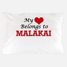 My heart belongs to Malakai Pillow Case