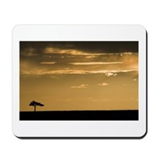 ACACIA TREE IN THE MARA Mousepad
