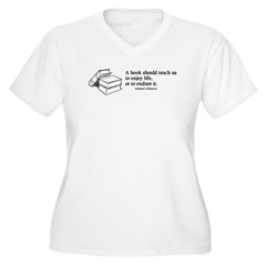 Books, Enjoy or Endure T-Shirt