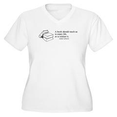 Books, Enjoy or Endure T-Shirt