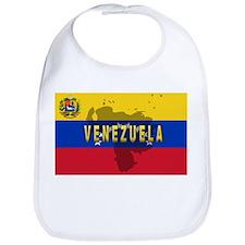 Venezuela Flag Extra Bib