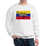 Venezuela Flag Extra Sweatshirt