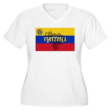 Venezuela Flag Extra T-Shirt