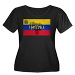 Venezuela Flag Extra Women's Plus Size Scoop Neck