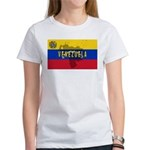 Venezuela Flag Extra Women's T-Shirt