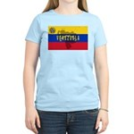 Venezuela Flag Extra Women's Light T-Shirt