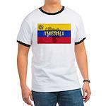 Venezuela Flag Extra Ringer T