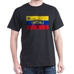 Venezuela Flag Extra Dark T-Shirt