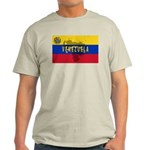 Venezuela Flag Extra Light T-Shirt