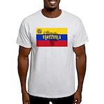 Venezuela Flag Extra Light T-Shirt