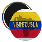 Venezuela Flag Extra Magnet