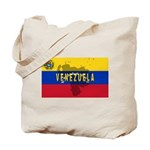 Venezuela Flag Extra Tote Bag