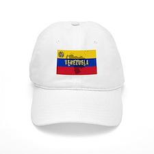 Venezuela Flag Extra Baseball Cap