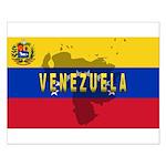 Venezuela Flag Extra Small Poster