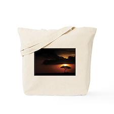SUNSET OVER THE MARA Tote Bag