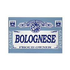 BOLOGNESE Rectangle Magnet
