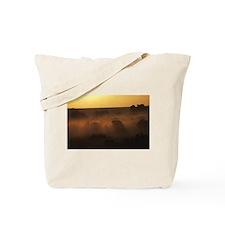 MARA PLAINS AT SUNSET Tote Bag