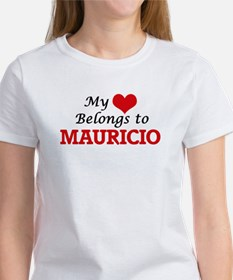 My heart belongs to Mauricio T-Shirt