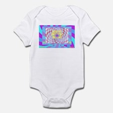 Mass Media #1 Infant Bodysuit