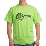 Prefer Reading Green T-Shirt