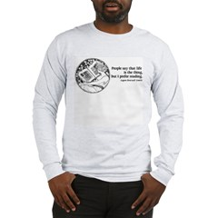 Prefer Reading Long Sleeve T-Shirt