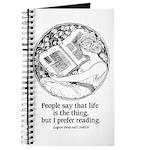 Prefer Reading Journal