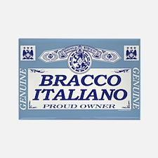 BRACCO ITALIANO Rectangle Magnet