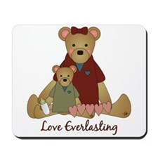 Love Everlasting Mother & Child Mousepad