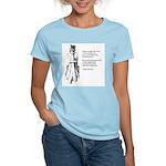No Frigate Like a Book Women's Light T-Shirt