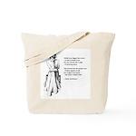 No Frigate Like a Book Tote Bag