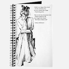 No Frigate Like a Book Journal
